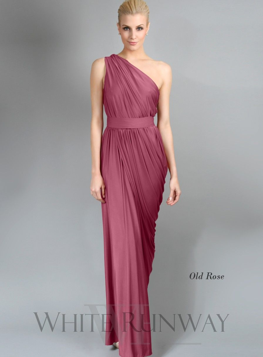 4349f48d685b Color  Old Rose. Ingrid Dress by PGP