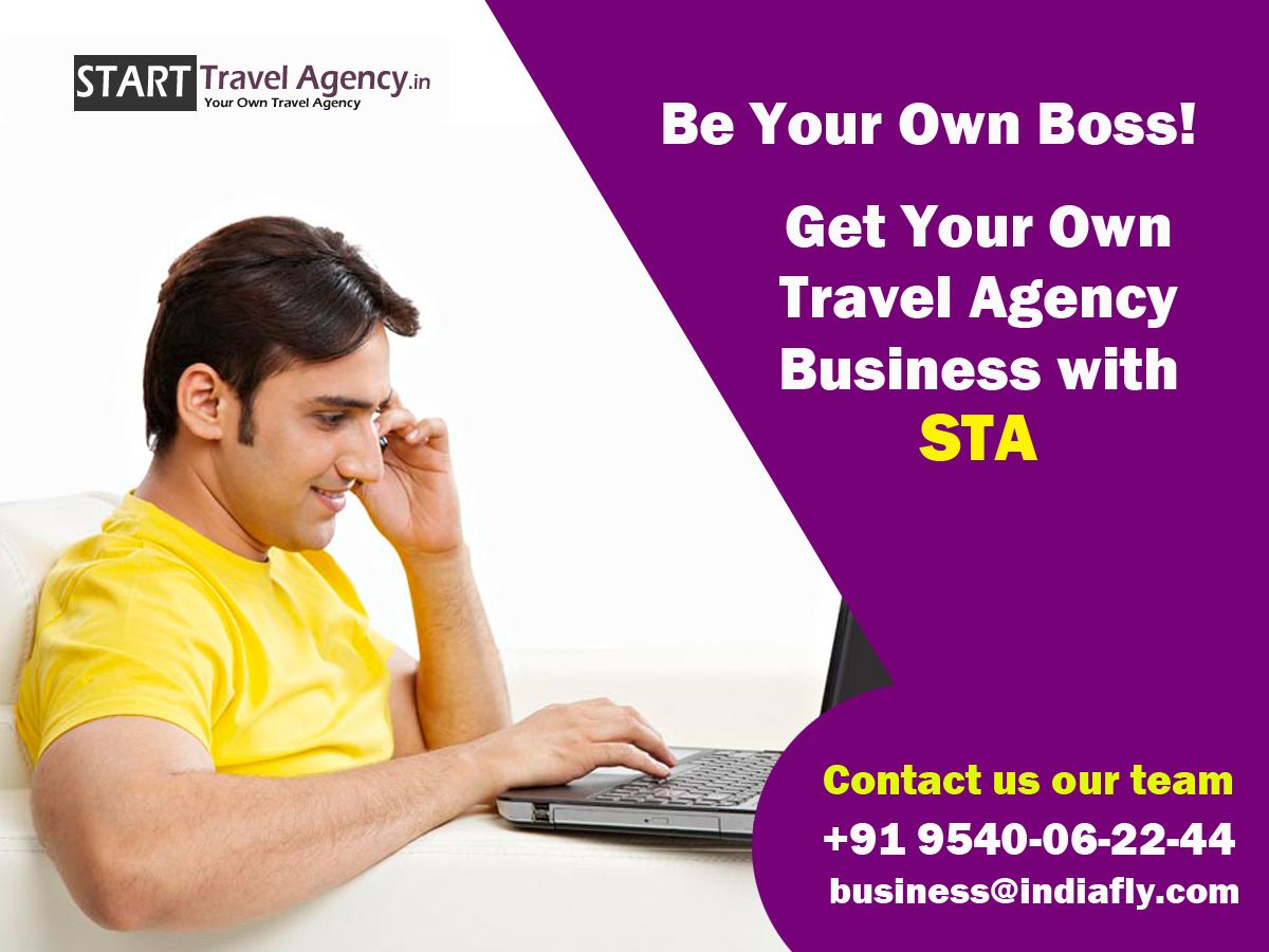 Be Your Own Boss! Get Your Own Travel Agency Business with