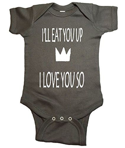 cb77845ed Where The Wild Things Are Baby One Piece