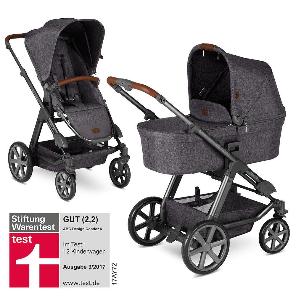 Abc Design Kombi Kinderwagen Condor 4 Inkl Babywanne Sportsitz Street Kollektion 2020 Kinderwagen Kinder Wagen Babywanne