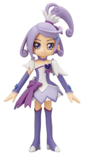 "BANDAI KOREA DokiDoki PreCure Glitter Force Doki Doki Glitter Diamon Figure 5/"""