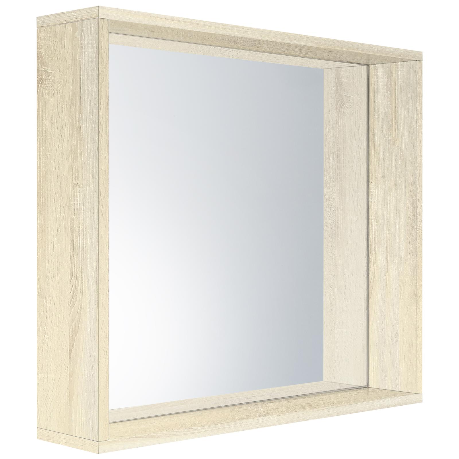 bunnings cibo design 600 x 600mm fresh frame mirror 203 00