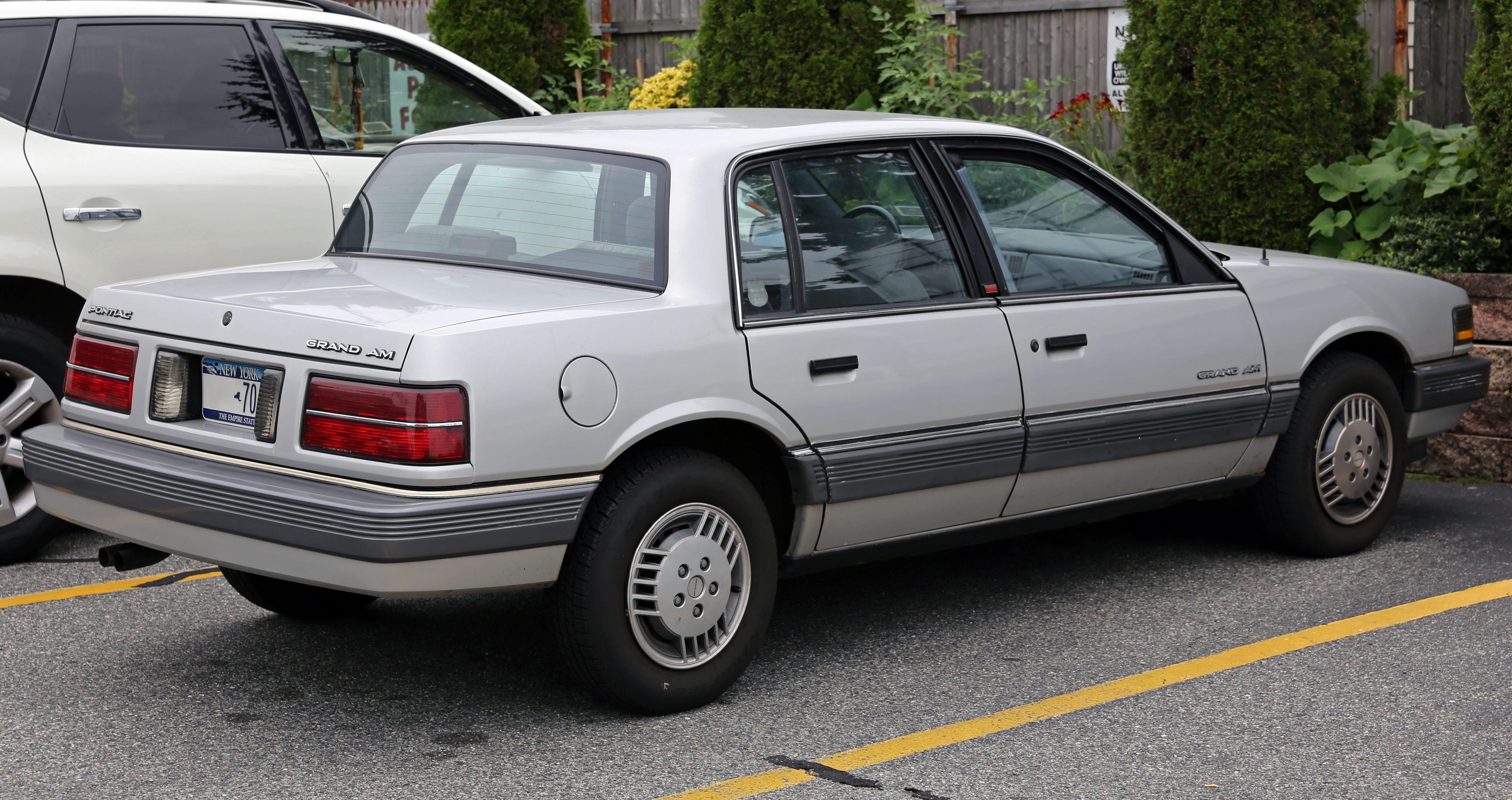 Pontiac Grand Am Pontiac Sports Cars