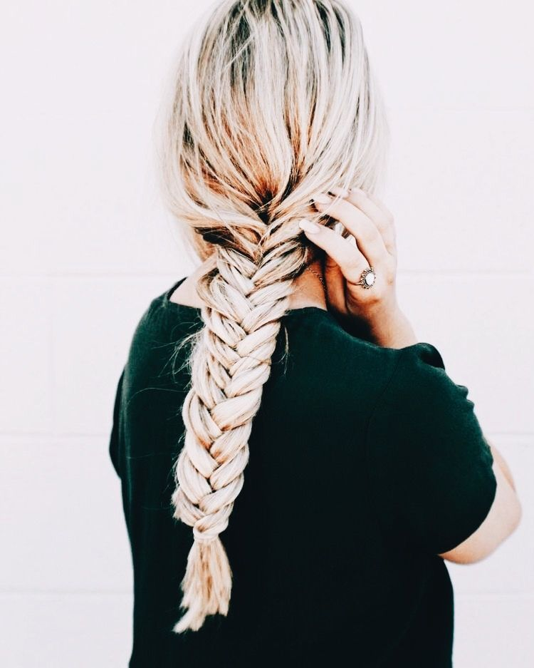 Simple Diy Hairstyles Everyday: Classic French Braid, One Braid, Loose Braid