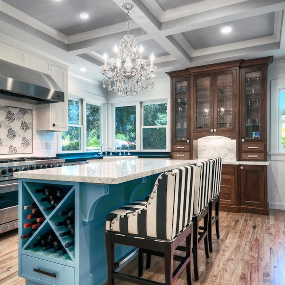 10 Amazing Asian Kitchen Designs Ideas for