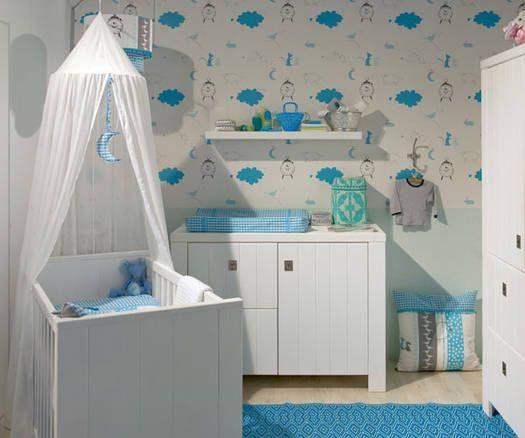 El cuarto del beb hogar y estilo decoracion de - Ideas para decorar el cuarto del bebe ...