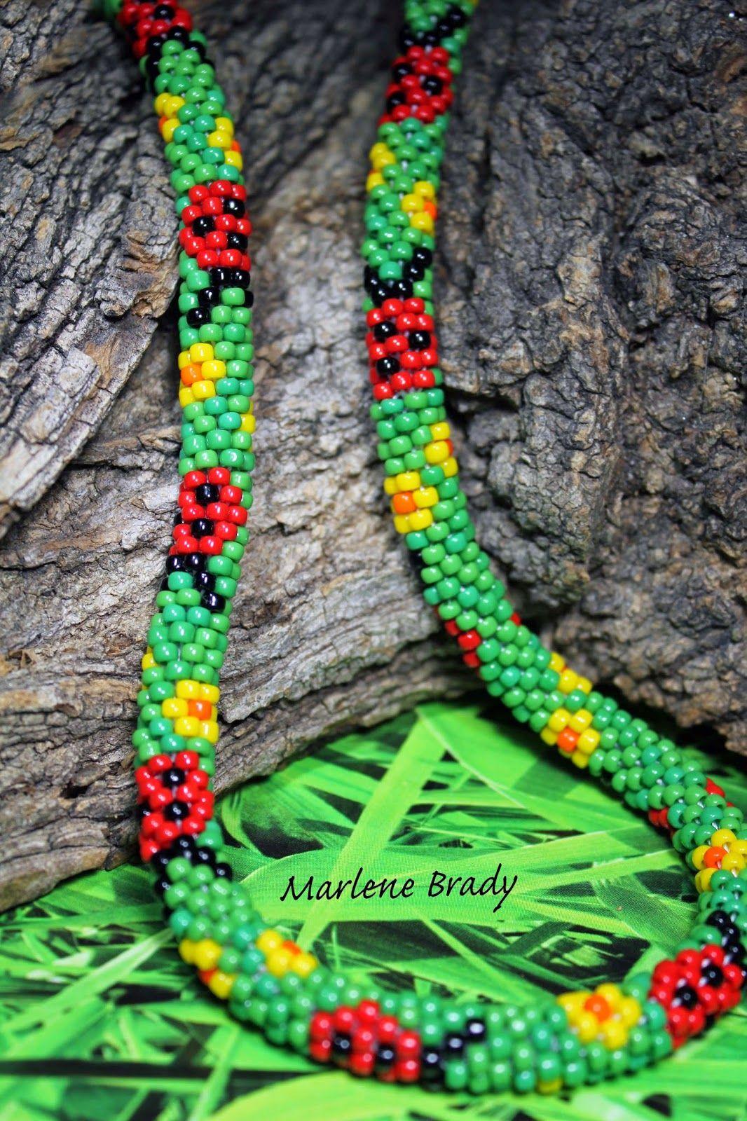 Marlene Brady Ladybug Ladybug Pärlor