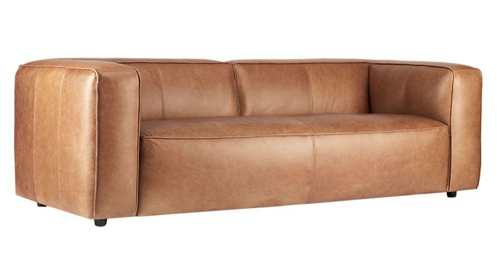 Sleeper Sofas lenyx leather sofa CB