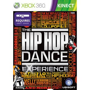 The Hip Hop Dance Experience (Xbox 360 Kinect)  I definitely