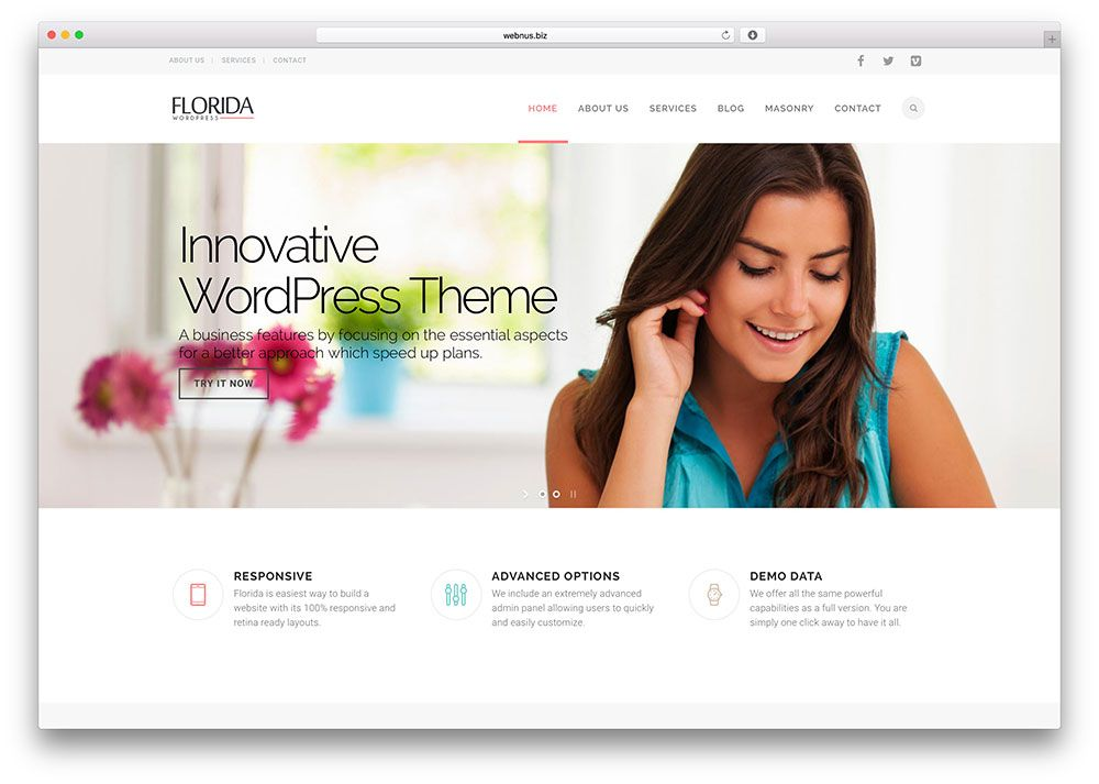 70+ Best Business WordPress Themes 2020 (With images