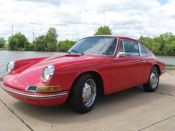 This Restored 1968 Porsche 912 Is Style On Steroids | Porsche 912