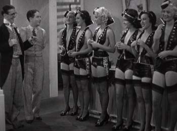 Marion Byron, Jean Carmen, Edna Mae Jones, Bert Wheeler, Thelma