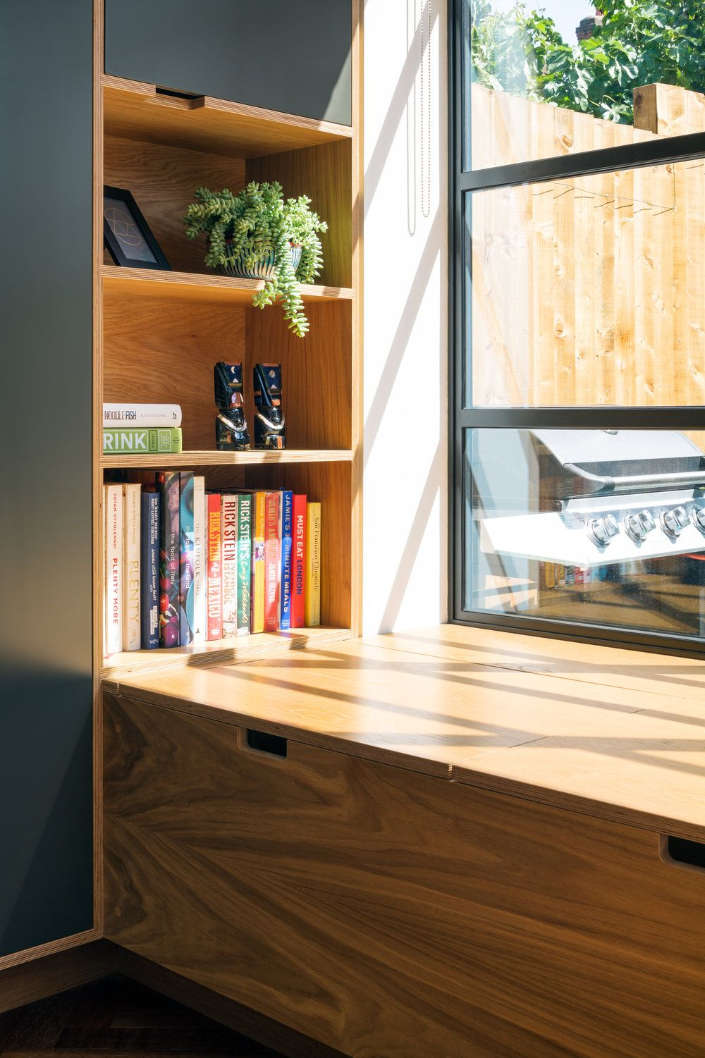 Projects — Bespoke plywood furniture i 2020