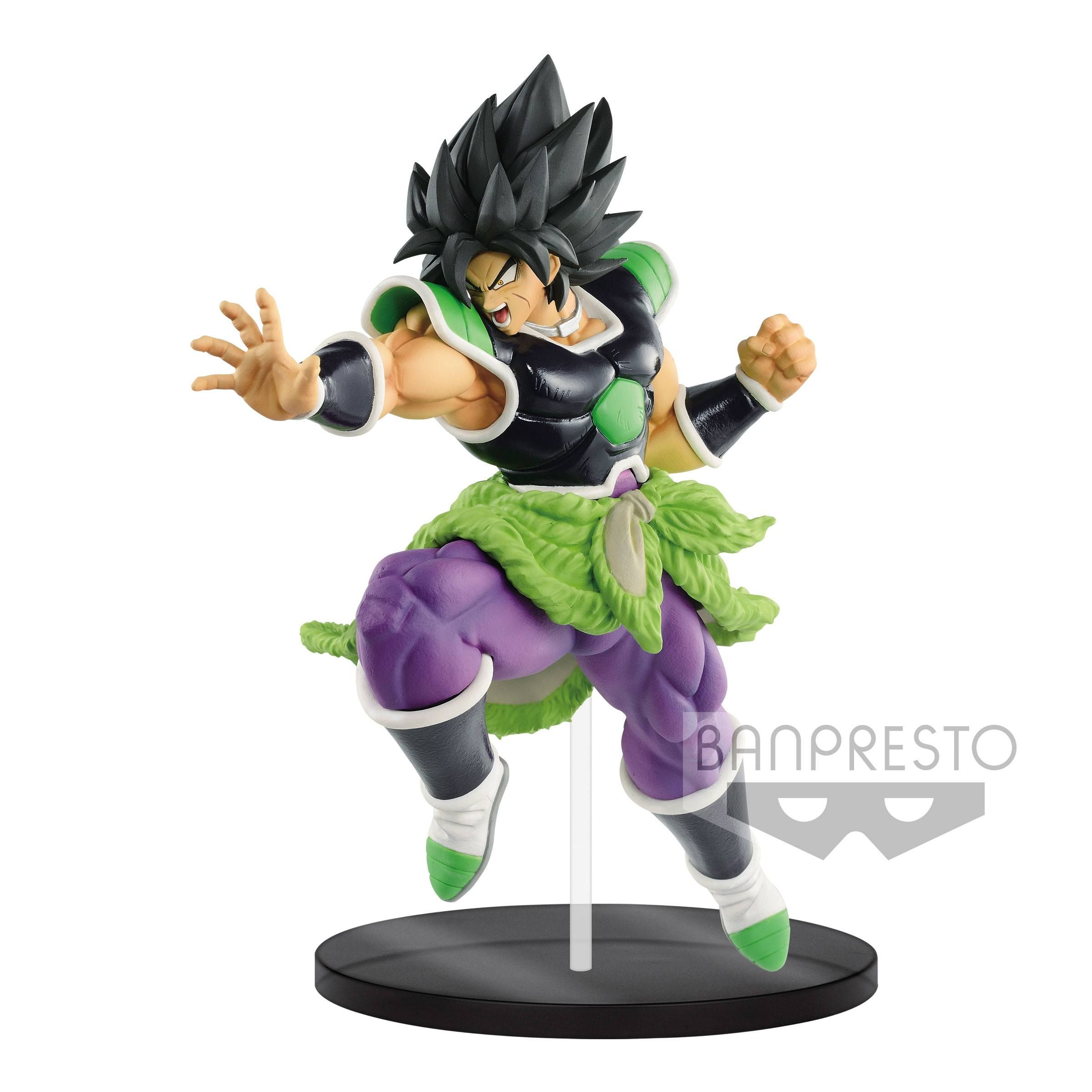 Dragonball super movie ultimate soldiers figure broly 23