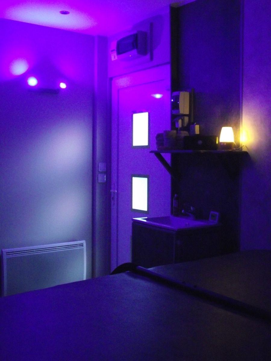 En loir et cher location d 39 une chambre d 39 h tes avec spa - Chambre d hote couleur bois et spa ...