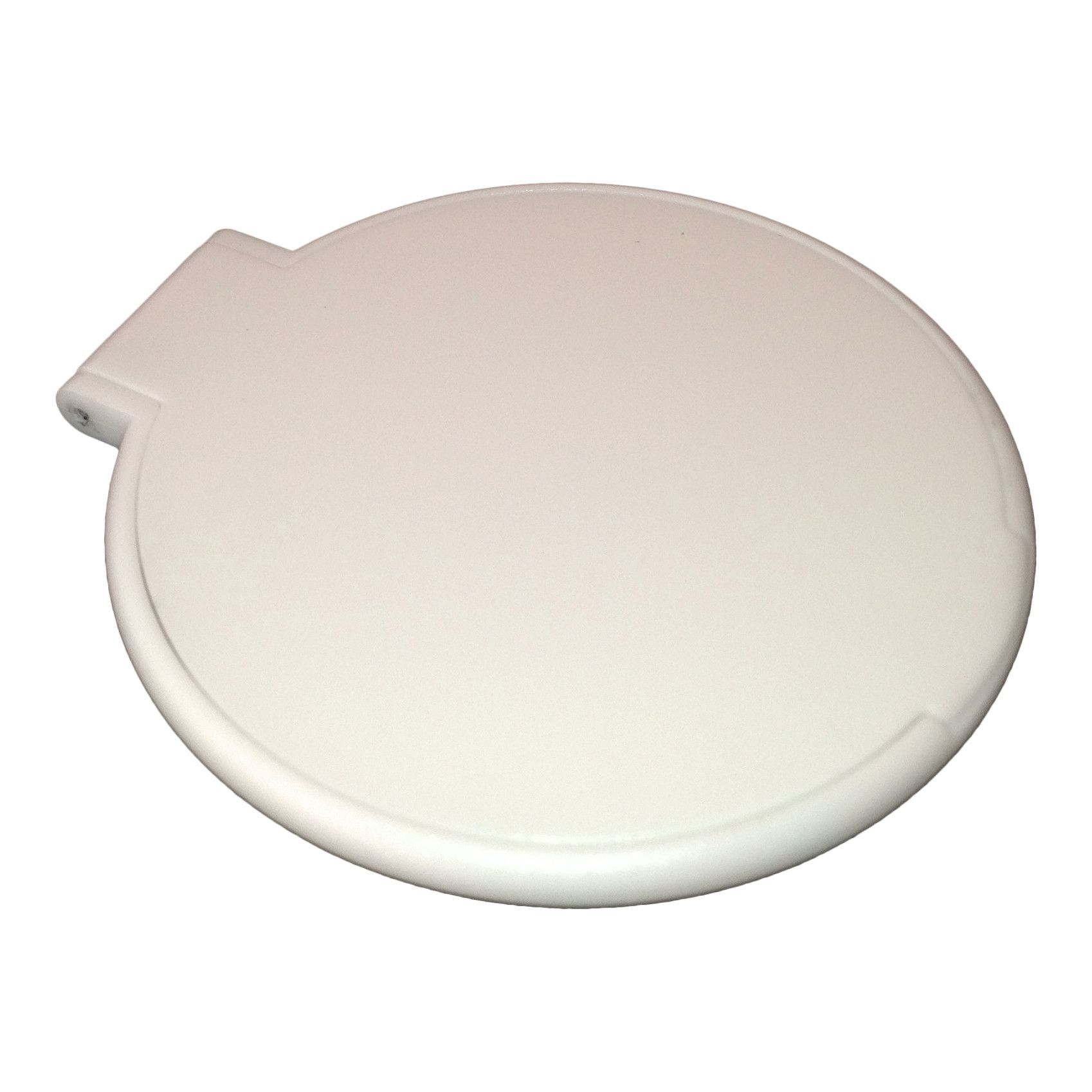 Wholesale Lot of 100 Blank Thin Plastic Compact Mirror