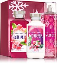 Winterberry Wonder Winter S Magic Gift Set Signature Collection