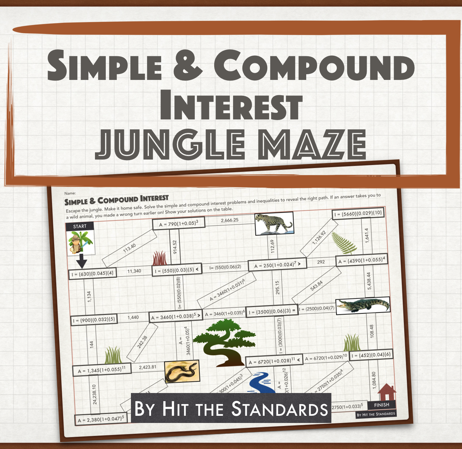Simple Amp Compound Interest