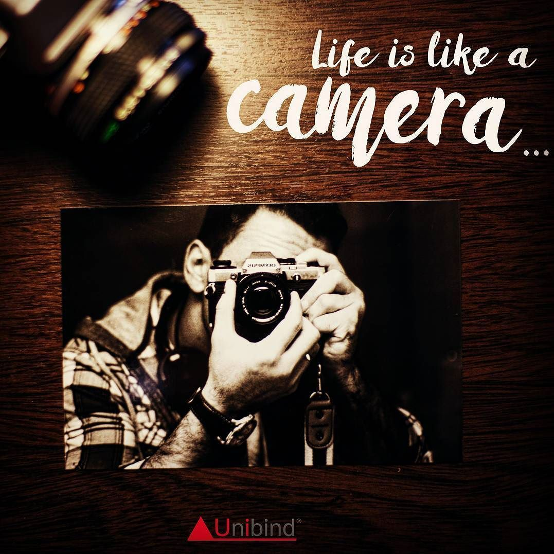 """""""... focus on what is important and capture the good times.""""  Happy #WorldPhotoDay.#Quote #Photography"""