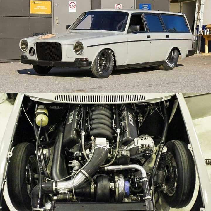 Volvo Swap | DG'S GM'S | Volvo wagon, Volvo, Antique cars