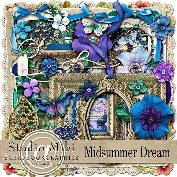 Midsummer Dream Elements