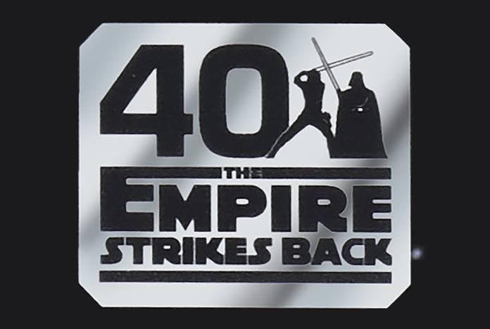 Presentan El Logo Star Wars The Empire Strikes Back Para Celebrar Su 40 Aniversario Empire Strike Star Wars Jedi
