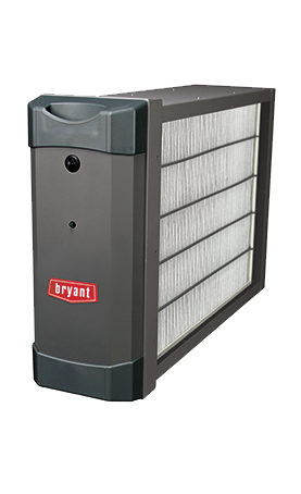 Bryant® Air Purifiers do a great job of filtering out