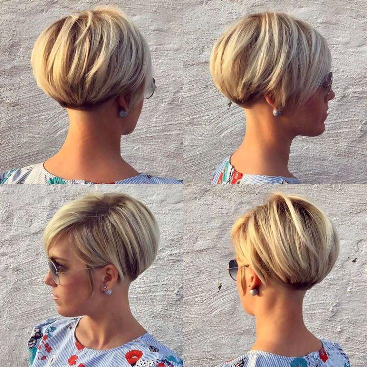Pin By Bronwyn Myer On Hairstyles Frisuren Feines Haar