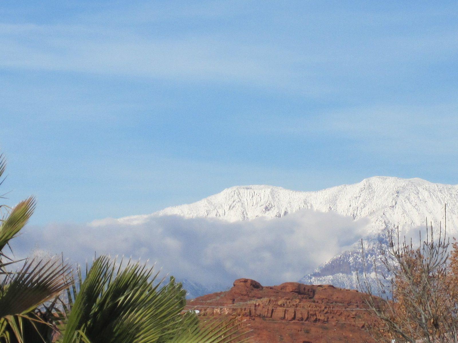 Snow on Pine Valley Mountain near St George | Gorgeous ...