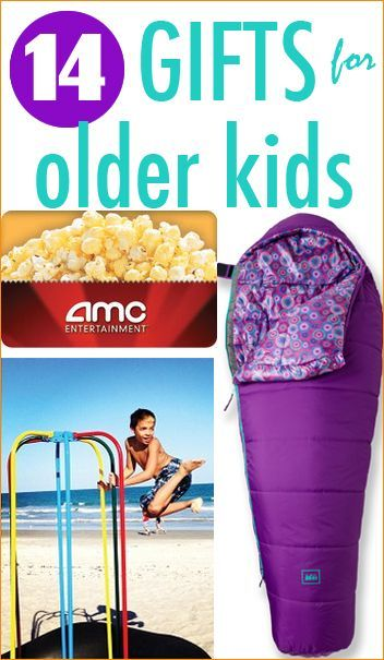 14 Gift Ideas for Older Kids | Teen, Toy and Plays