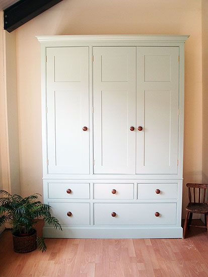 stand alone pantry cabinets | My pantry. I wanted a decent size ...