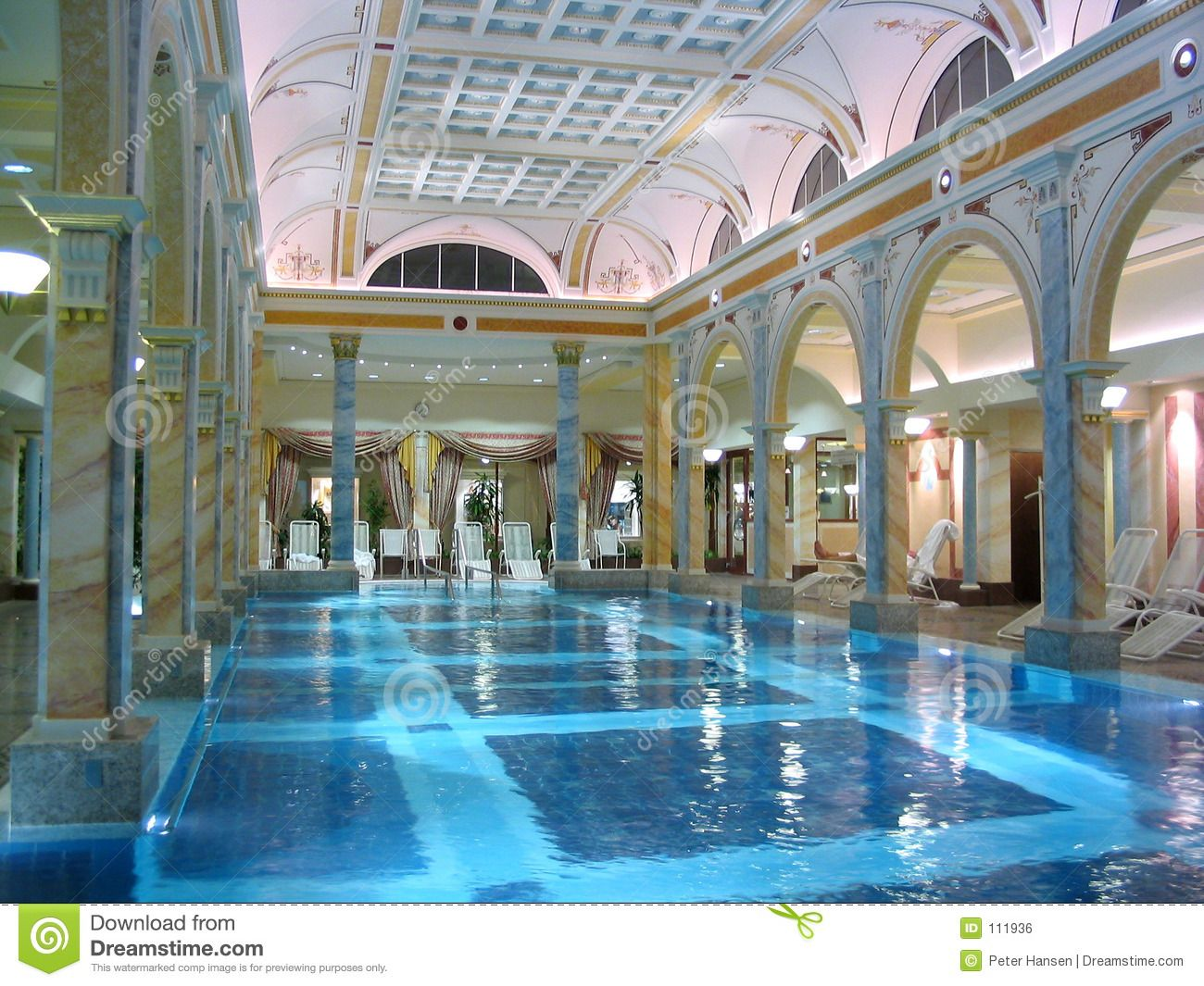 Hotel indoor pool luxury  https://www.google.com/blank.html | Dream Homes & Mansions ...