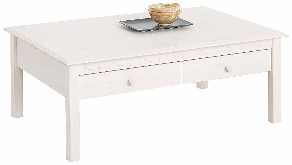 Home affaire Couchtisch «Laura», 110/70 cm , mit einer großen - Moderne Tische Fur Wohnzimmer