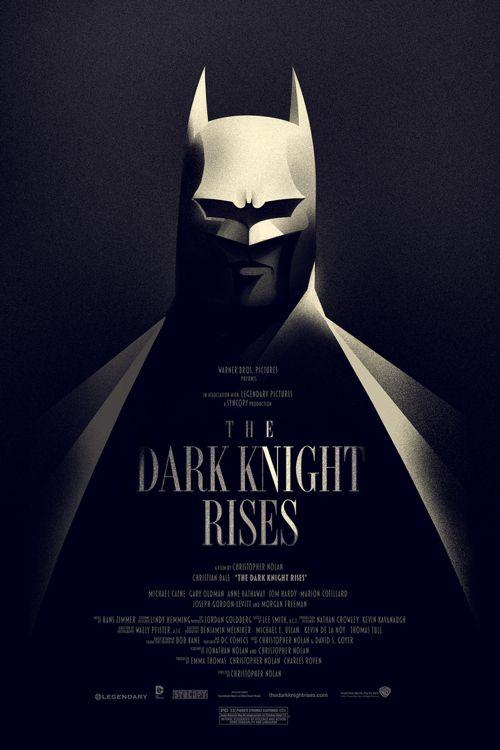 """#Batman - Dark Knight Rises - #OllyMoss"""