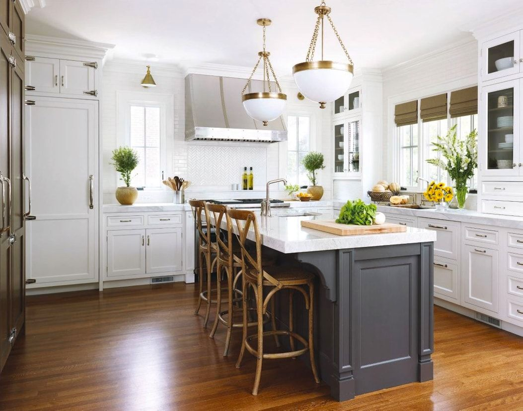 How To Turn Narrow Galley Kitchen Into An Small Family