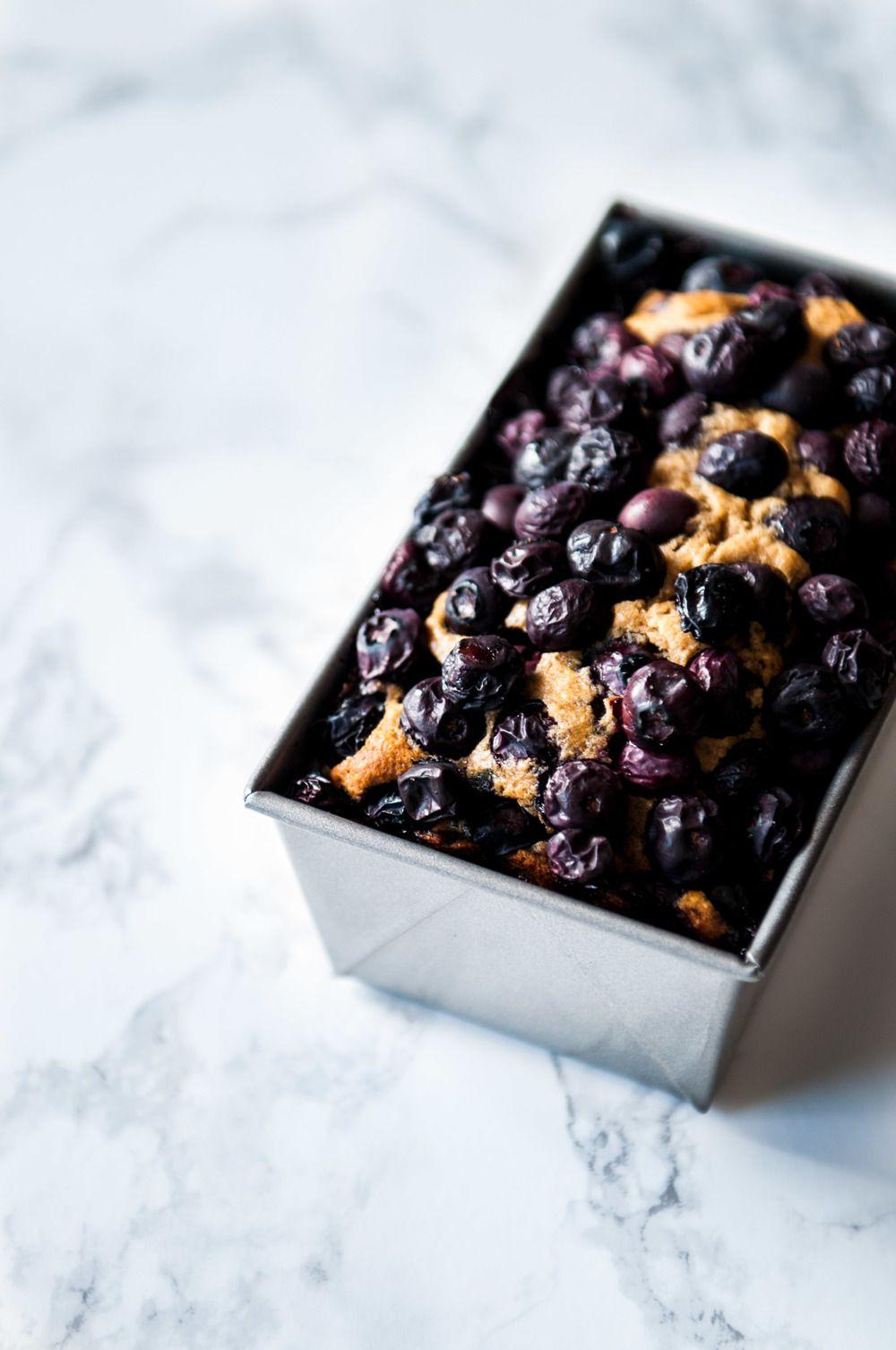 Gluten free blueberry pound cake fsk blueberry pound