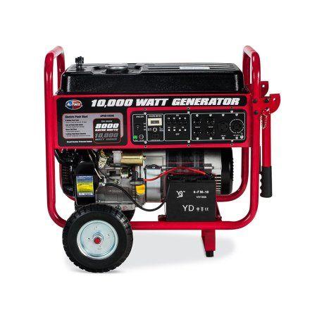 All Power 10000 Watt Generator APGG10000, 10000W Gas