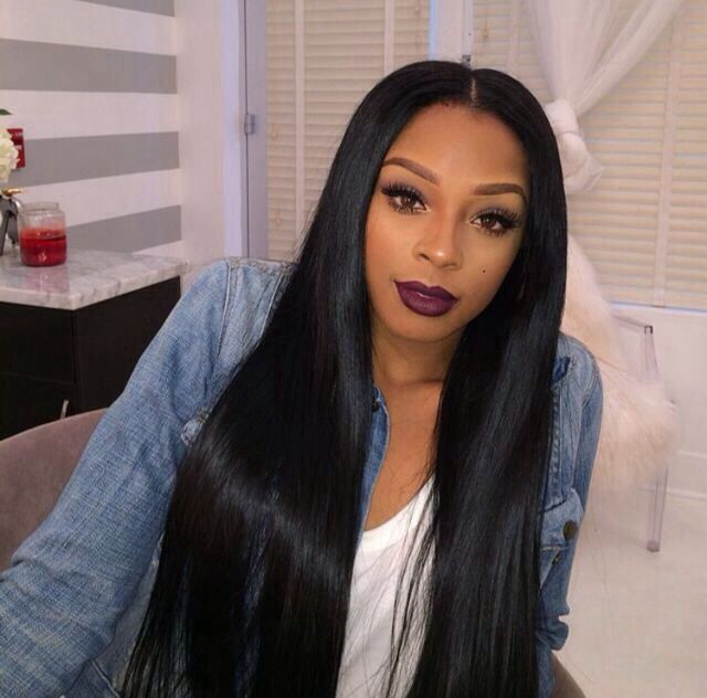 8a Peruvian Virgin Hair Straight All About Hair Silky