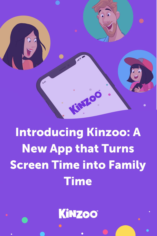 Pin on Kinzoo Messenger