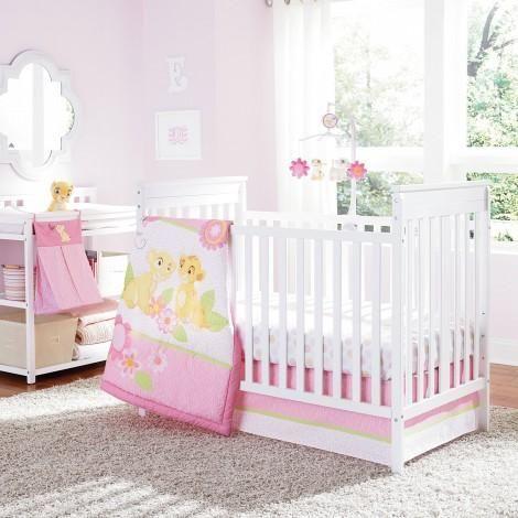 Shopdisney Baby Nursery Sets Baby Girl Crib Sets Disney Baby