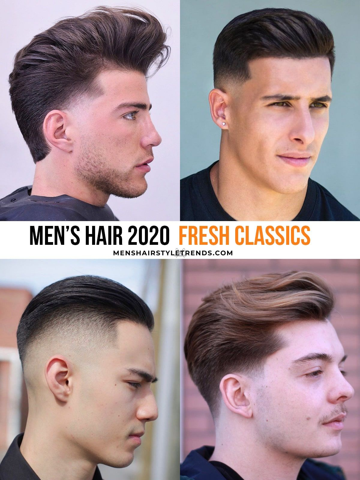 20 Popular Men S Haircuts 2020 Trends Styles In 2020 Popular Mens Haircuts Haircuts For Men Mens Hairstyles