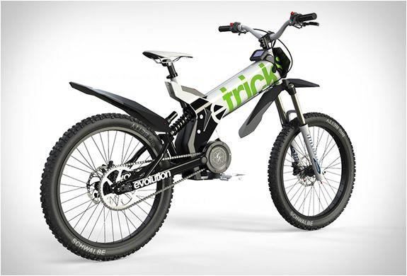 Etricks Evolution R01 Super Bikes Bike Evolution