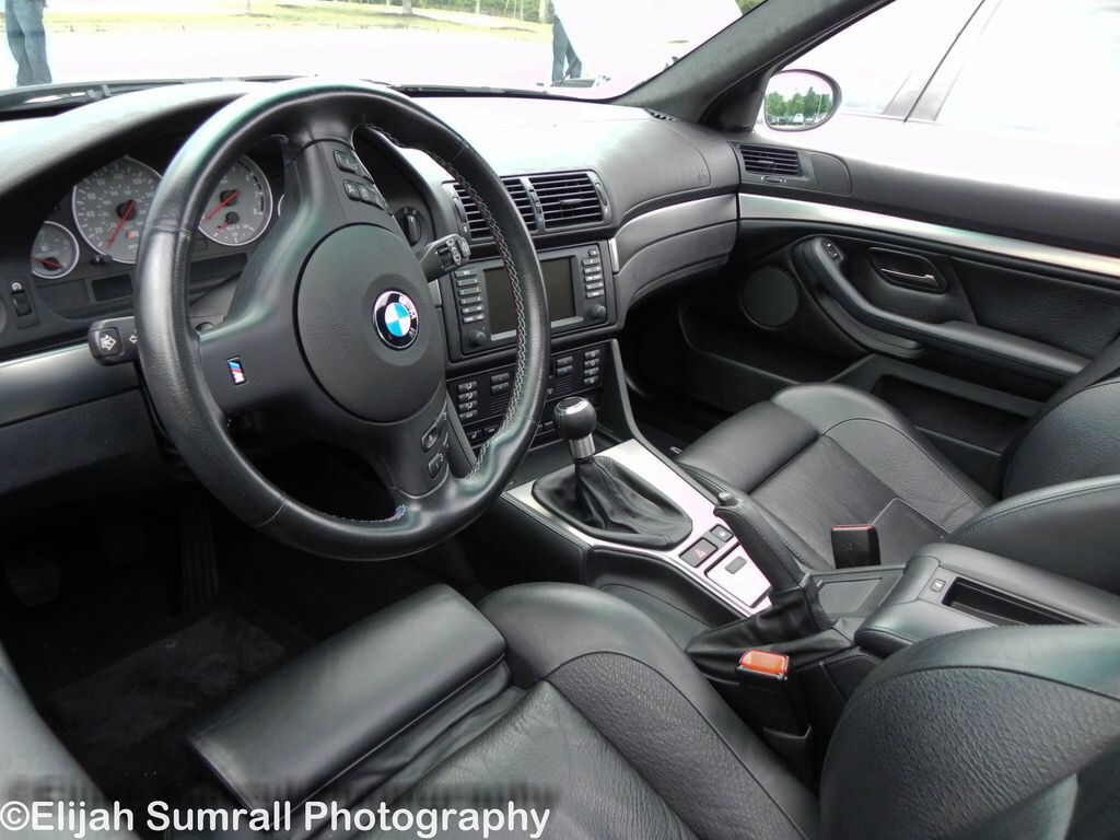 bmw e39 m5 interior [ 1024 x 768 Pixel ]