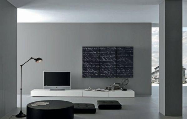 Kunst Wand tafel schwarz weiß wohnzimmer Wohnzimmer Pinterest - wohnzimmer dekorieren schwarz