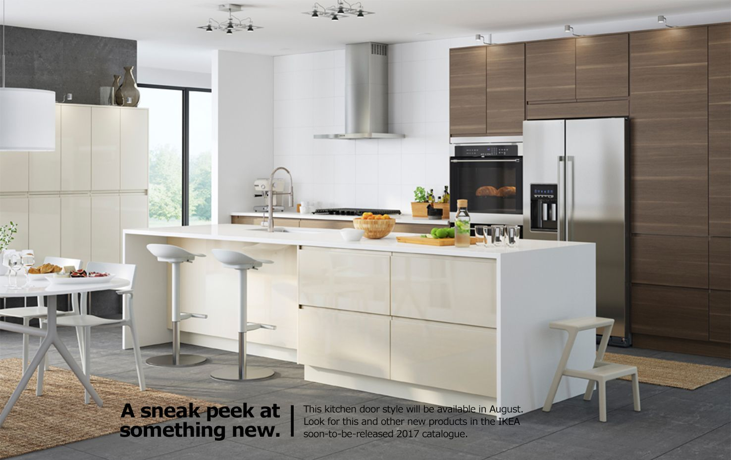 Best Kitchen Design Ideas Gallery Beige Kitchen Ikea Kitchen 400 x 300