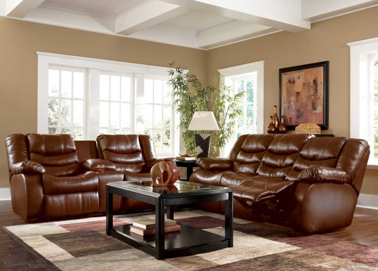 Paint Colors For Brown Leather Furniture