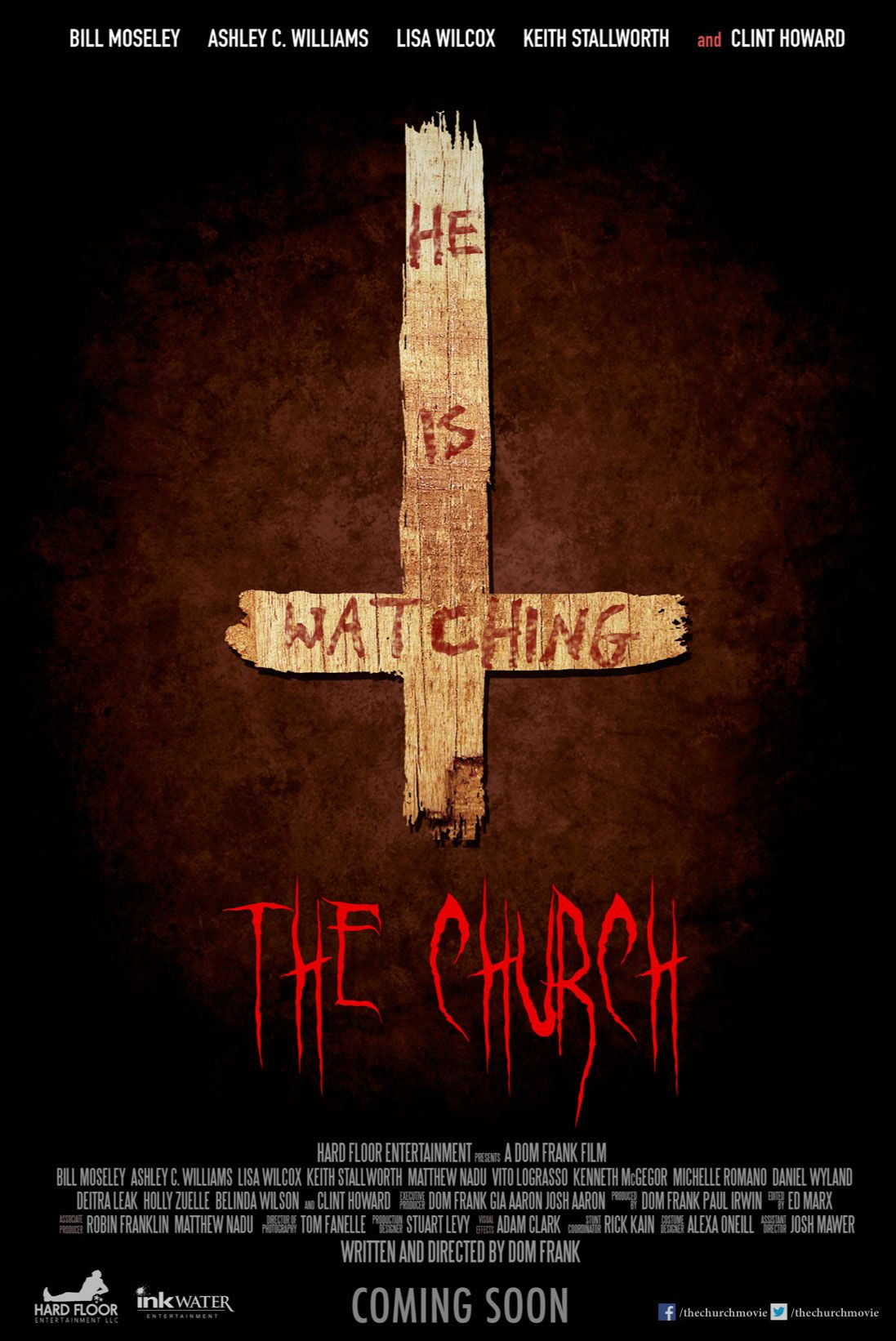 Worship Horror at The Church with Bill Moseley Newest