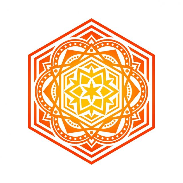 Mandala Illustration Vector Mandala Logo Astrology Png And