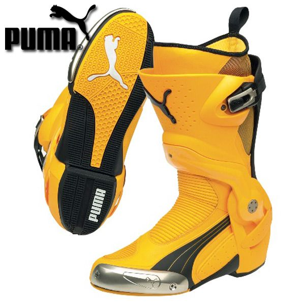 PUMA 1000v2 #Motorcycle #Boots #Spectra