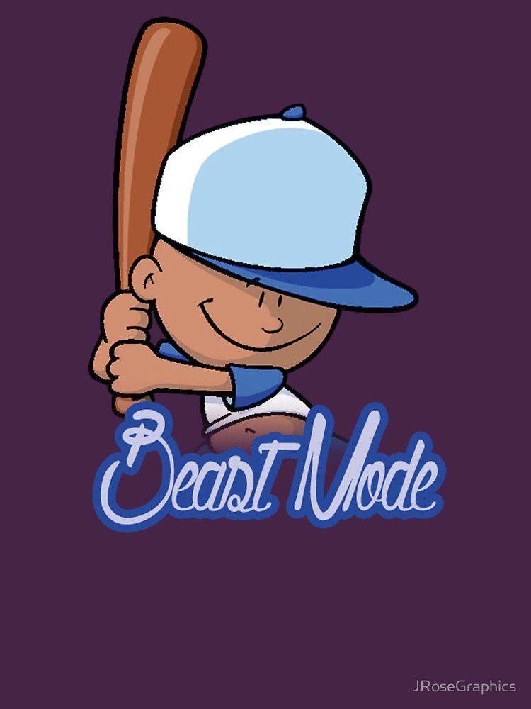 'Backyard Baseball Pablo Sanchez Beast Mode Art' T-Shirt ...
